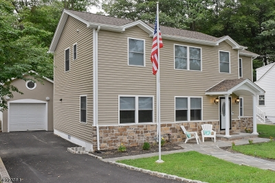 Rockaway Twp. Single Family Home For Sale: 6 Lake Shore Dr