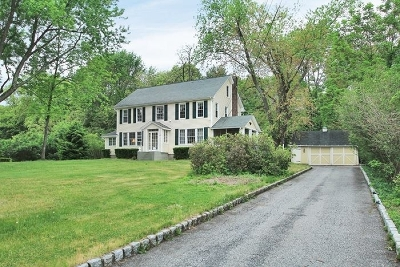 Fredon Twp. Single Family Home For Sale: 490 Route 94