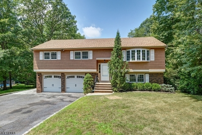 Montville Twp. Single Family Home For Sale: 32 Dogwood Cir