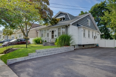Union Twp. Single Family Home For Sale: 250 Phillips Terrace