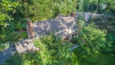 Parsippany-Troy Hills Twp. Single Family Home For Sale: 69 Powder Mill Rd