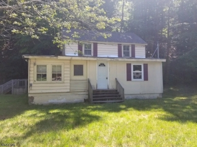 Byram Twp. Single Family Home For Sale: 370 Route 206