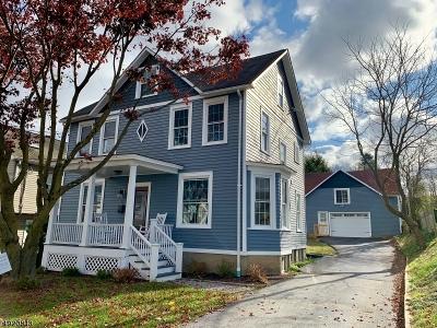 Hamburg Boro Single Family Home For Sale: 12 Linwood Ave