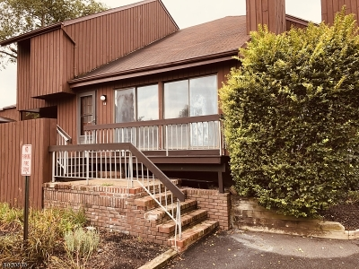 Hillsborough Twp. Condo/Townhouse For Sale: 25 Bloomingdale Dr 1a
