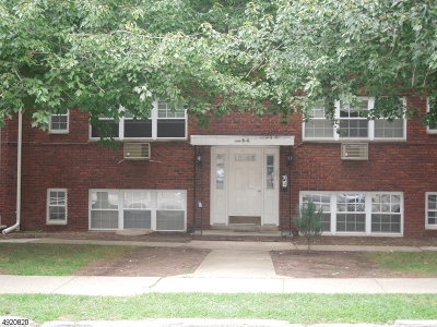 West Orange Twp. Condo/Townhouse For Sale: 17a S Valley Rd #14
