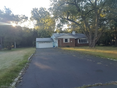 Martinsville Single Family Home For Sale: 1340 Crim Rd