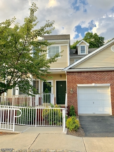 Sparta Twp. Condo/Townhouse For Sale: 16 Dylan Dr