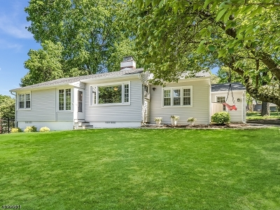 Sparta Twp. Single Family Home For Sale: 1 Shawnee Trl
