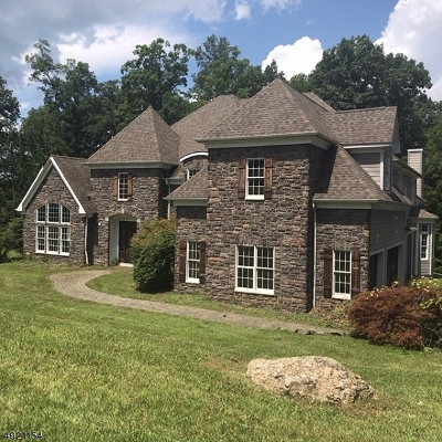 Sparta Twp. Single Family Home For Sale: 10 Staffordshire Ct