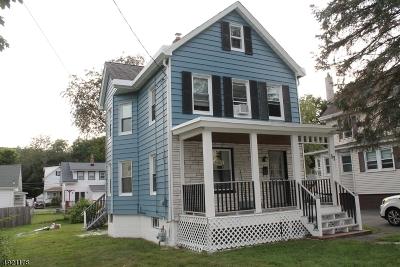 Wharton Boro Single Family Home For Sale: 17 Garden Ave