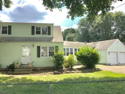 Roxbury Twp. Single Family Home For Sale: 2 Ward Pl