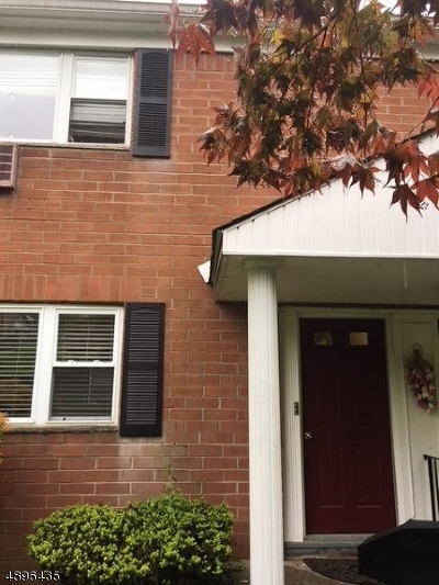 Parsippany-Troy Hills Twp. Condo/Townhouse For Sale: 2467 Route 10 Apt.20-3b #3B