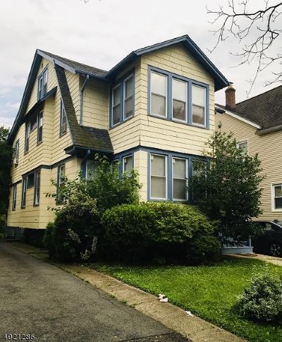 South Orange Village Twp. Multi Family Home For Sale: 230 Ward Pl