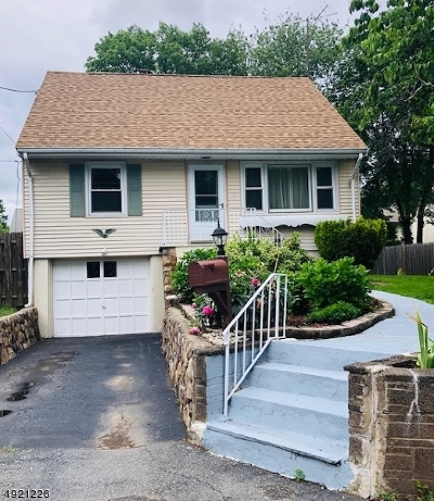 Parsippany-Troy Hills Twp. Single Family Home For Sale: 14 Beechwood Ave