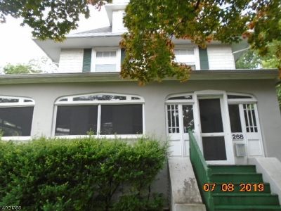 Montclair Twp. Single Family Home For Sale: 268 N Mountain Ave