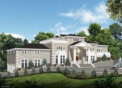 West Orange Twp. Single Family Home For Sale: 57 Glen Avenue