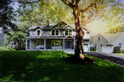 Union Twp. Single Family Home For Sale: 750 Fairway Dr