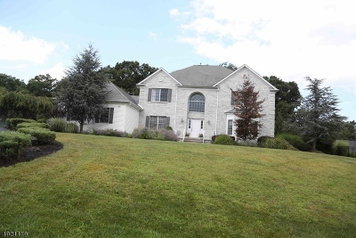Montville Twp. Single Family Home For Sale: 6 Barmore Ct