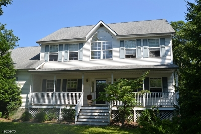 Sparta Twp. Single Family Home For Sale: 403 Green Rd