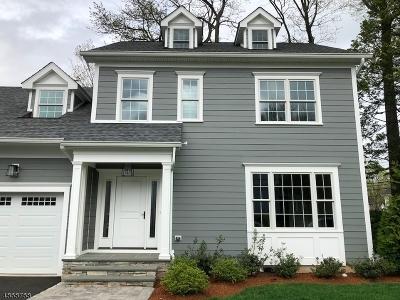 Summit City NJ Condo/Townhouse For Sale: $948,000