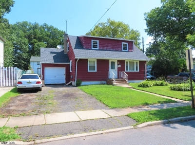 Linden City Single Family Home For Sale: 500 Lincoln St