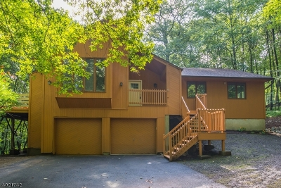 Mount Olive Twp. Single Family Home For Sale: 107 Crease Rd