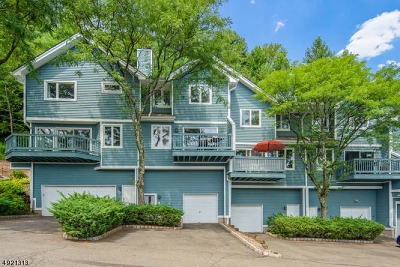 Clifton City Condo/Townhouse For Sale: 47 Skyview Ter #8B