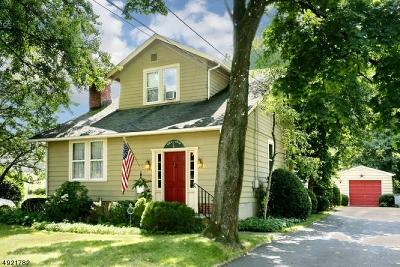 Glen Rock Boro Single Family Home For Sale: 116 Rodney St