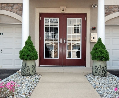 Woodland Park Condo/Townhouse For Sale: 3 Slate Ct C1