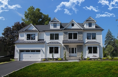 Fanwood Boro Single Family Home For Sale: 165 Willoughby