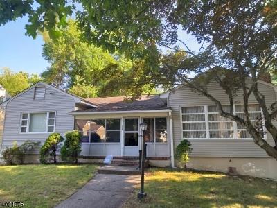 Wayne Twp. Single Family Home For Sale: 112 Jackson Ave