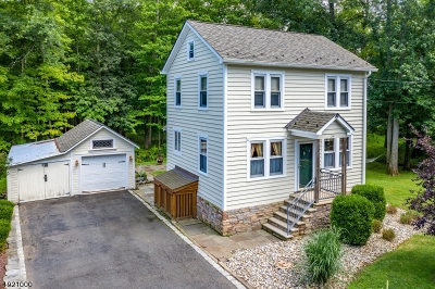 Bedminster Twp. Single Family Home For Sale: 34 Cowperthwaite Rd