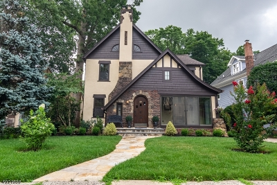 Westfield Town Single Family Home For Sale: 451 Edgewood Ave