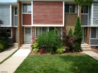 Hillsborough Twp. NJ Condo/Townhouse For Sale: $309,000