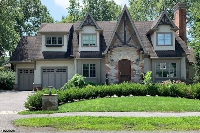 Wyckoff Twp. Single Family Home For Sale: 129 Wyckoff Ave