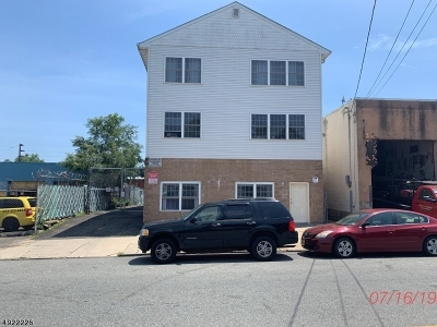 Paterson City Condo/Townhouse For Sale: 9-11 Madison Ave #19