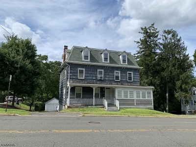 Hanover Single Family Home For Sale: 22 Whippany Rd