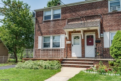 Linden City Single Family Home For Sale: 1917a Mildred Ave