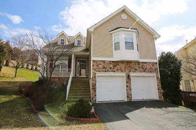 Mount Olive Twp. Single Family Home For Sale: 286 Winding Hill Dr
