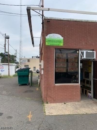 Linden City Commercial For Sale: 633 W Elizabeth Ave #1