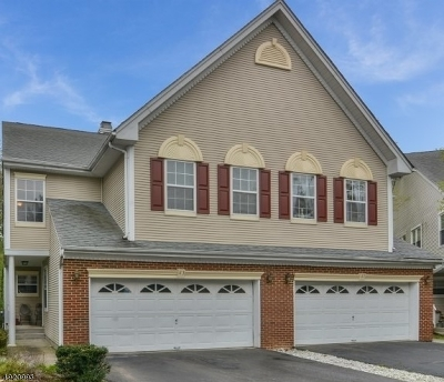 Wayne Twp. Condo/Townhouse For Sale: 83 Morning Watch Rd #83