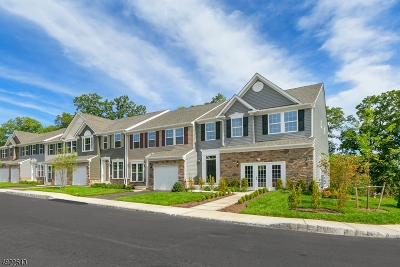 Sparta Twp. Condo/Townhouse For Sale: 22 Cypress Lane