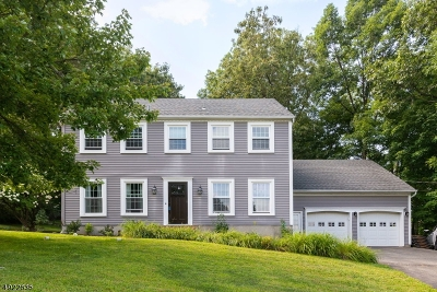 Sparta Twp. Single Family Home For Sale: 2 Cambridge Dr