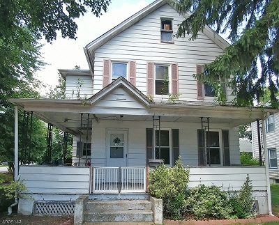 Wharton Boro Single Family Home For Sale: 59 E Dewey Ave