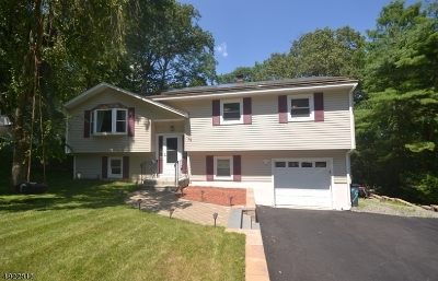 Sparta Twp. Single Family Home For Sale: 79 Edison Ter