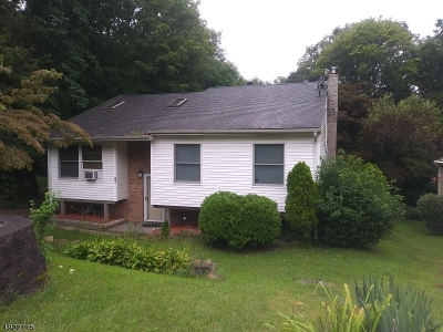 Hardyston Twp. Single Family Home For Sale: 41 Glen Ave