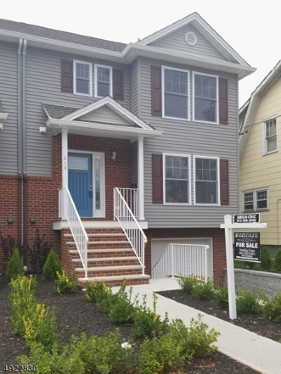 South Orange Village Twp. NJ Condo/Townhouse For Sale: $498,600