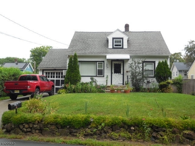 Wayne Twp. Single Family Home For Sale: 157 Ryerson Ave