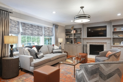 Westfield Town NJ Single Family Home For Sale: $925,000