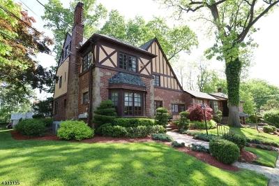 Passaic City Single Family Home For Sale: 93-101 Elmwood Ave